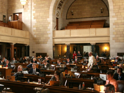 nebraska unicameral legislature