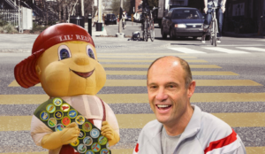 Lil' Red and Mike Riley | The DailyER