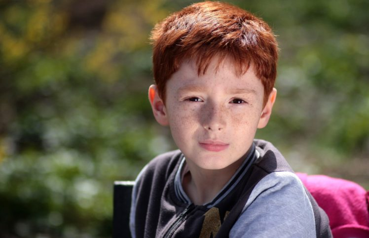 8-year-old son | The DailyER